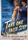 Take One False Step 海报