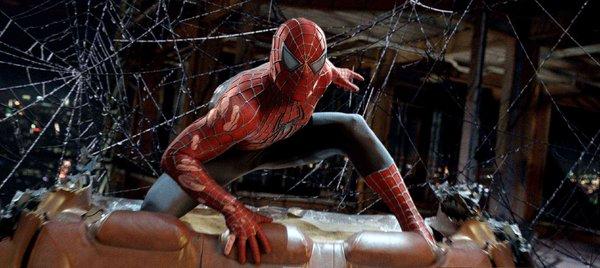 蜘蛛侠素描画法步骤图解