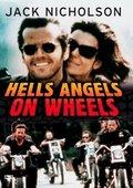 Hells Angels on Wheels 海报