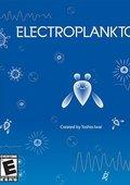 电子浮游生物  海报