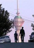 Lonely Tune of Tehran 海报