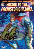 Voyage to the Prehistoric Planet 海报