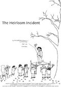 The Heirloom Incident 海报