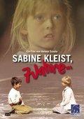 Sabine Kleist, sieben Jahre 海报