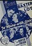 To Mary - with Love 海报