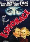 Espionage 海报