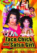 Taco Chick and Salsa Girl 海报