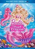芭比之珍珠公主 海报