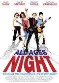 All Ages Night 海报