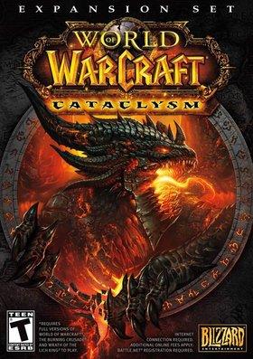 魔兽世界:大灾变海报