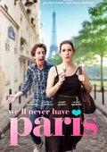 追爱在巴黎 海报