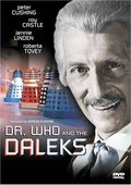 Dr. Who and the Daleks 海报