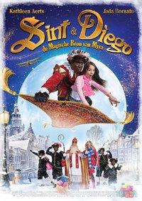 Sint & Diego en de Magische Bron van Myra