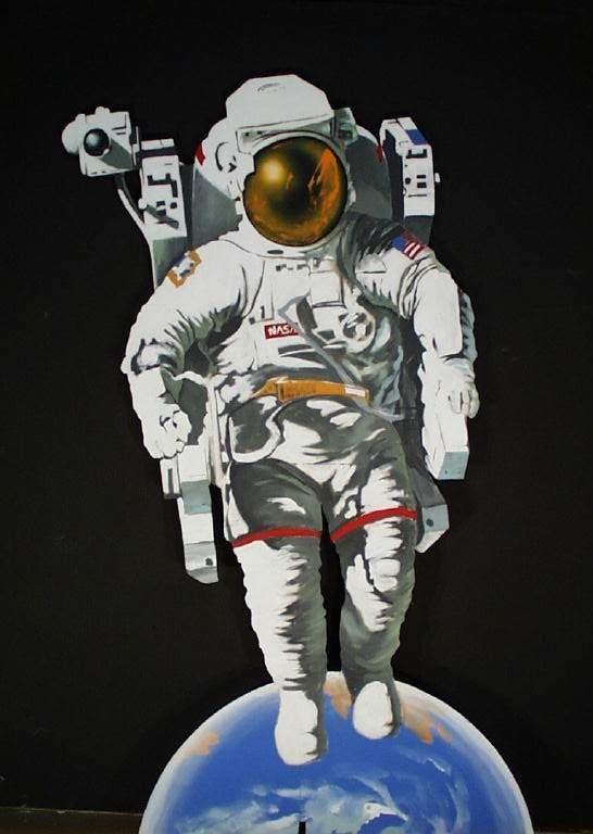 太空宇航员 第一季