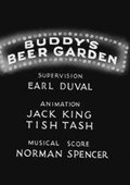 Buddy's Beer Garden 海报