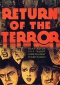 Return of the Terror 海报