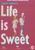 生活是甜蜜的 海报
