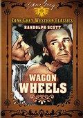 Wagon Wheels 海报
