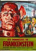 The Horror of Frankenstein 海报