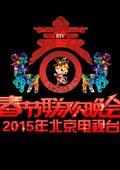 2015北京卫视春节联欢晚会 海报