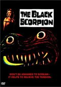 The Black Scorpion 海报
