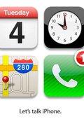 2011苹果秋季新品发布会:Let's talk iPhone