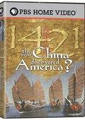 1421:中国发现美洲 海报