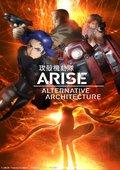 攻壳机动队ARISE 海报