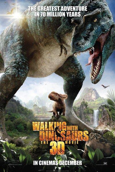 与恐龙同行(Walking with Dinosaurs 3D) - 电影