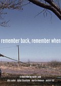Remember Back, Remember When 海报