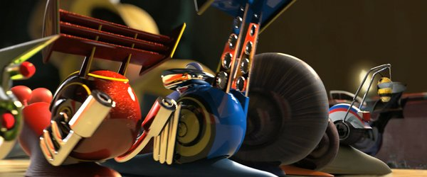 极速蜗牛(Turbo) - 电影图片 | 电影剧照 | 高清海报 - VeryCD电驴大全