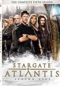 星际之门:亚特兰蒂斯 第五季 海报