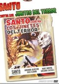 Santo vs. the Riders of Terror 海报