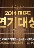 2014MBC演技大赏 海报