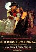 Bucking Broadway 海报