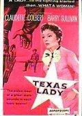 Texas Lady 海报