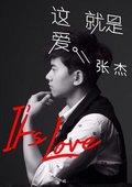张杰演唱会——It´s Love这就是爱 海报