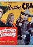 Thundering Gun Slingers 海报