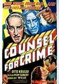 Counsel for Crime 海报