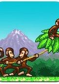 猴子飞行 海报