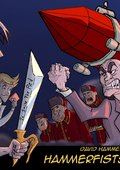 David Hammerfist: Hammerfists of Fury 海报
