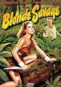 Blonde Savage 海报