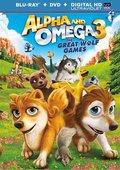 丛林有情狼3:伟大的狼游戏 海报