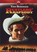 Rustlers' Rhapsody 海报