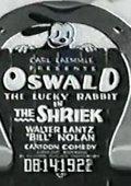 The Shriek 海报