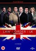 法律与秩序 英版 第七季 海报