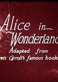 爱丽丝漫游奇境记 海报