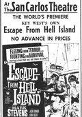逃离地狱岛 海报