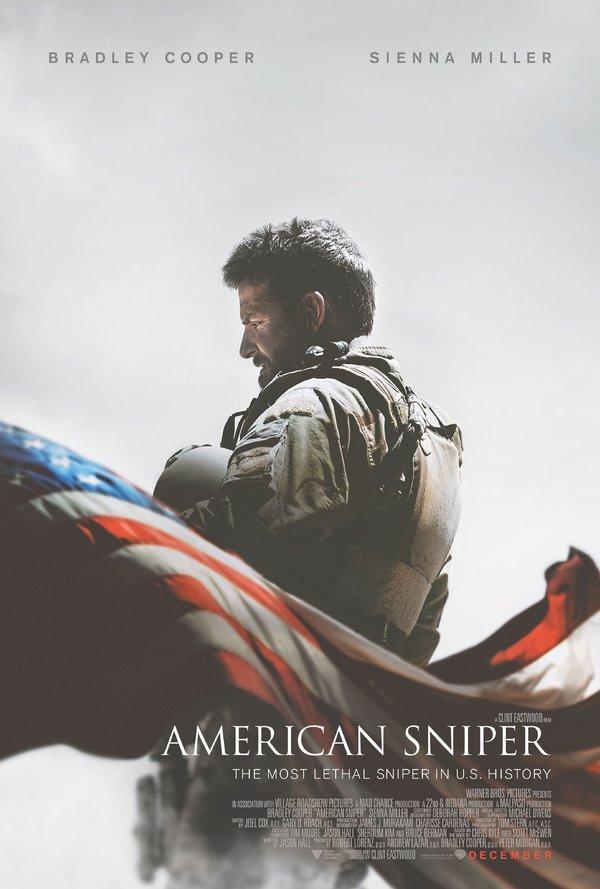 美国狙击手/中文字幕/1080p/4.55G/布莱德利-库珀/American Sniper 2014 1080p WEB-DL