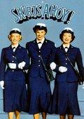 Skirts Ahoy! 海报